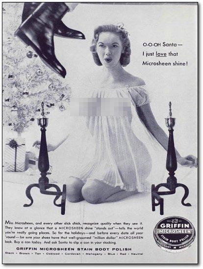 Ads We Like Disturbing Christmas Ads