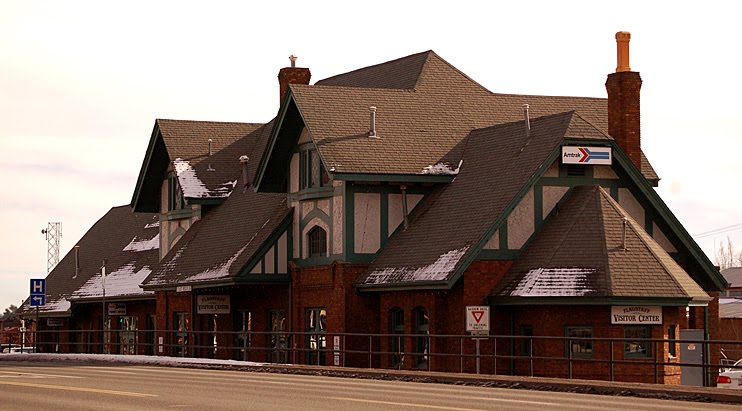 Flagstaff Train Station Haunted Places In The World