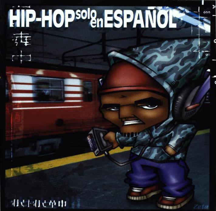 musica hip hop espanol: