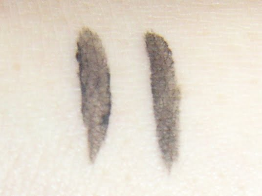 Bobbi Brown Long-Wear Gel Eyeliner Espresso Ink swatch