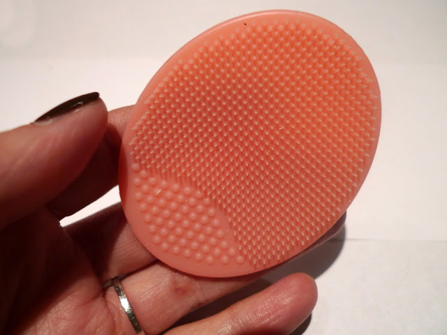 Soap and Glory Face Massage Mini Mitt