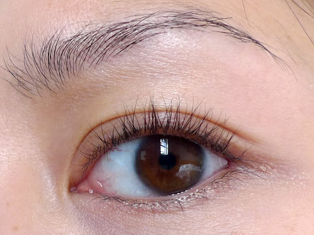 Clinique Lash Power Mascara before