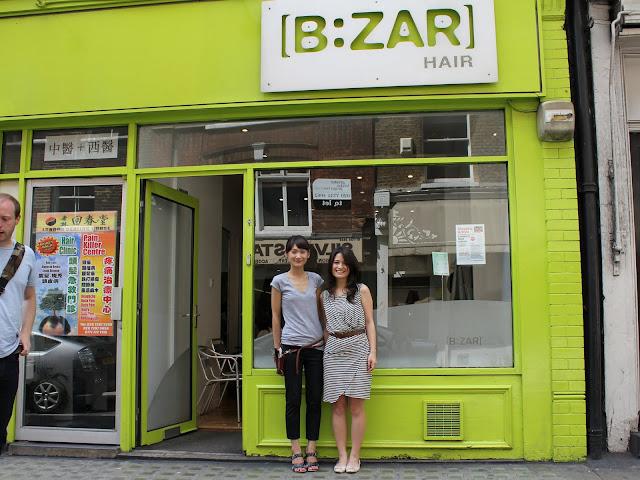 BZar, London