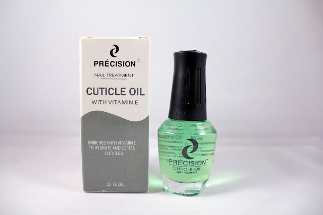 Precision Cuticle Oil