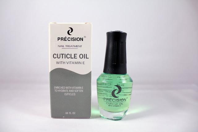 Precision Cuticle Oil
