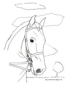 caballo feria abril Sevilla