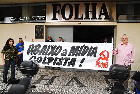 Democracia  moda da &#8216;Folha&#8217; , ela sim, uma ditabranda