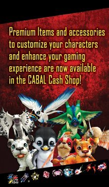 ::: CABAL CASH SHOP :::