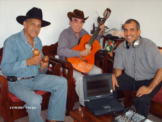 Mario Diaz y Gabriel Rodriguez - Entrevista