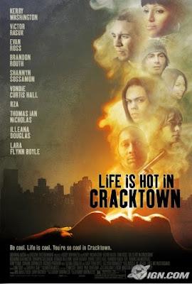 Life Is Hot in Cracktown (2009)   3gp/Mp4/DVDRip Latino HD Mega