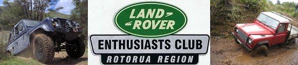 Land Rover Enthusiasts Club Rotorua