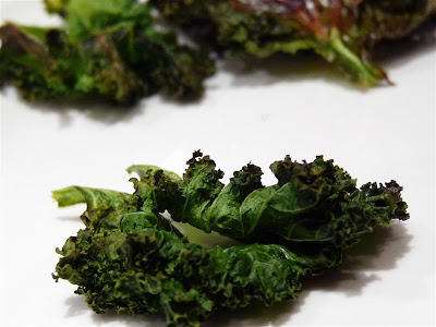 Oven Roasted Baked Kale Chips by ButterYum