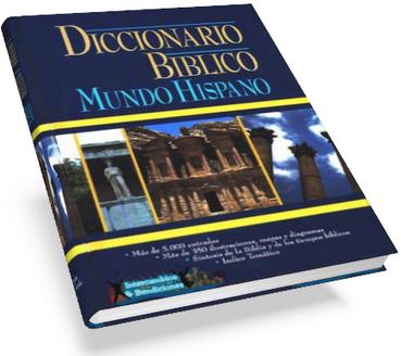 Diccionario Bíblico Mundo Hispano