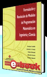 invOpe Formulación y Resolución de Modelos de Programación Matemática en Ingeniería y Ciencia