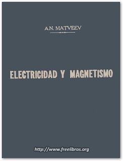 Electricidad y Magnetismo   A. N. Matveev