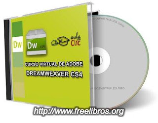 Curso.Adobe.Dreamweaver.CS4 AulaClic AulaClic   Curso Virtual de Dreamweaver CS4