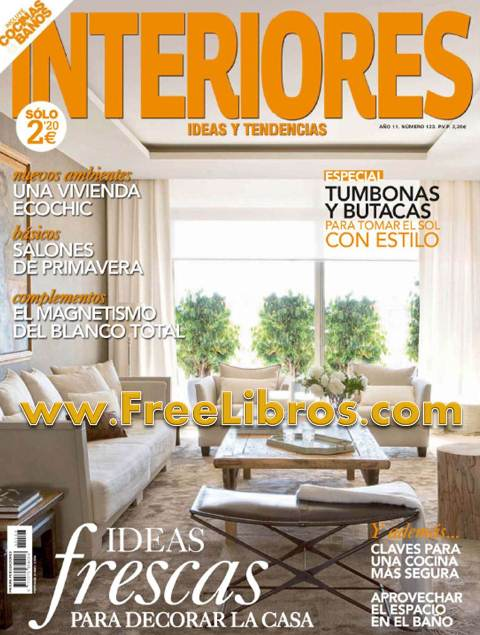 interiores nro 123 ideas frescas para decorar la casa