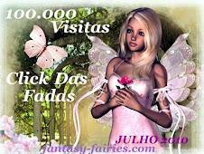27/07/10 -  CLICK DAS FADAS COMEMORA COM VOCÊ 100.000 VISITAS !