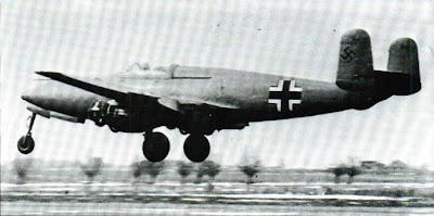 Jatos da segunda guerra He+280+heinkel+aircraft