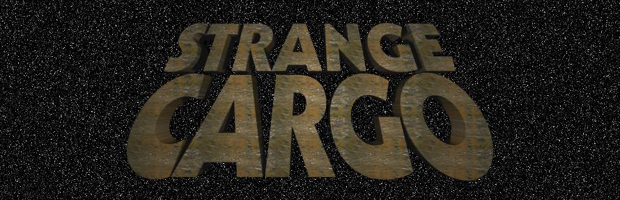 Strange Cargo: The Comic