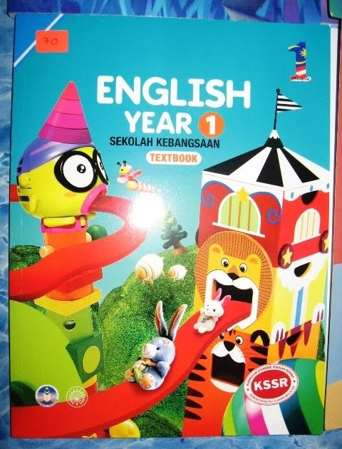 SPBT SK Serom 3: BBT diarah periksa buku teks Bahasa Inggeris