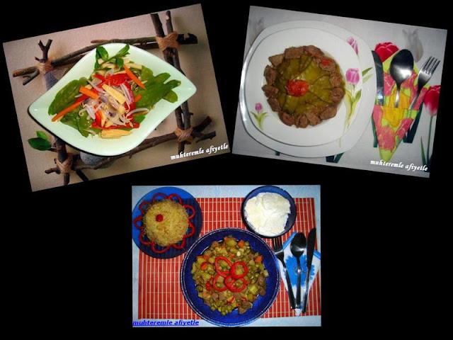 sultani bezelye yemekleri