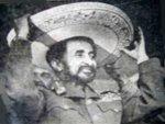 H.I.M. HAILE SELASSIE I EN MEXICO