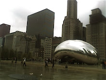 """THE BEAN"" : CHICAGO DOWNTOWN"