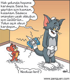 tom ve jerry - Karikat�rler .. :)