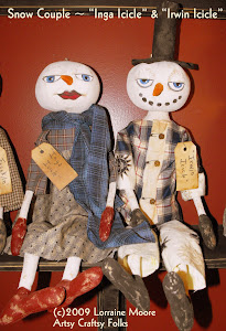 Snow Couples 2 Doll Sets