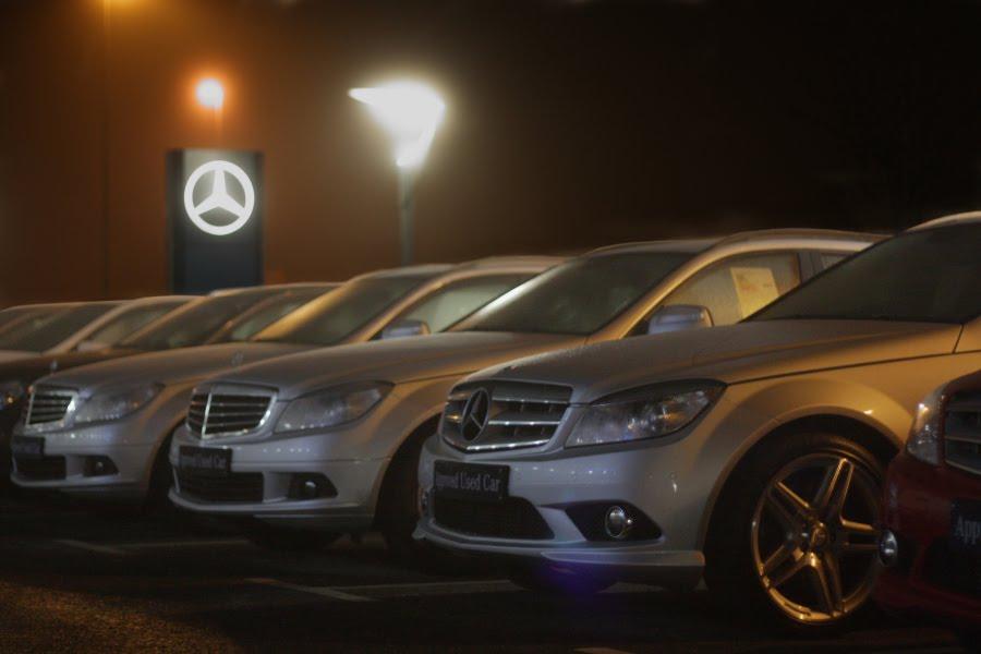 Mercedes Benz Salisbury Opening Times