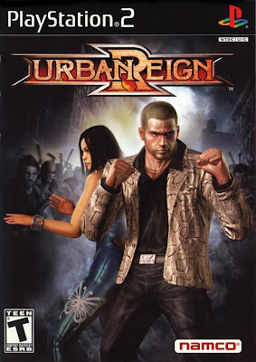 Urban Reign | NTSC  PS2