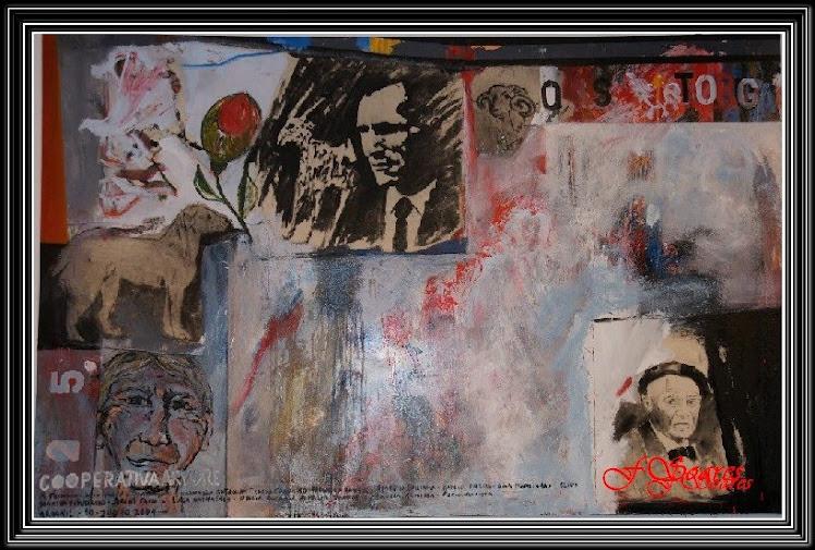 Painel Colectivo -Alunos de A.Péssimo