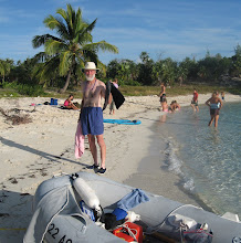 New Years Day in Cabbage Cay