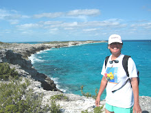 Exploring the Exuma Sound Shoreline