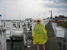 Tangier Marina in the Rain