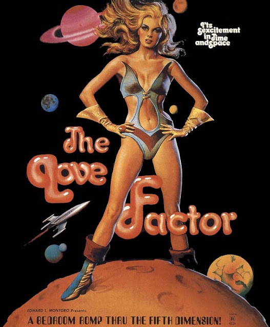 Sexy sci fi movies