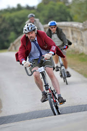 Me at the 2009 Brompton World Championship