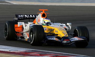 Carros Renault para F1