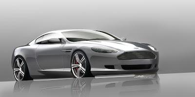 Fotos del Aston Martin DB9