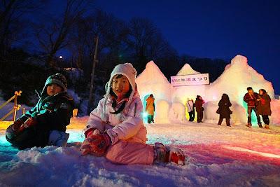 Festival de Hielo en Hokkaido