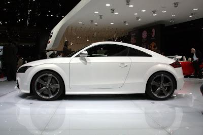 Audi TT RS RS5