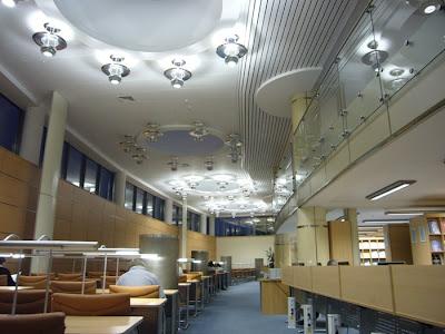 La Biblioteca Nacional (Minsk, Belarus)