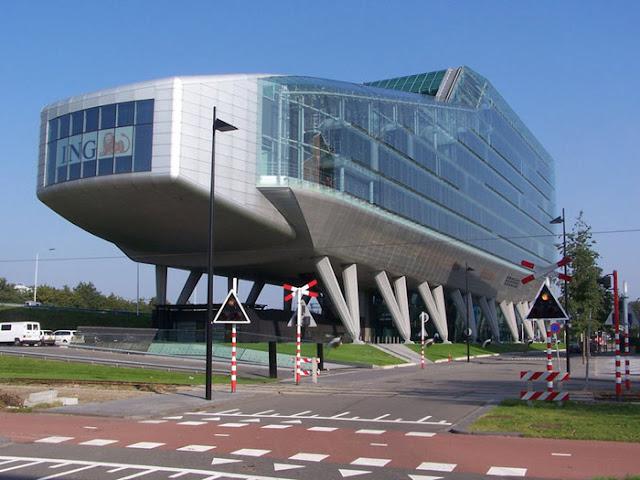Sede ING (Amsterdam, Países Bajos)