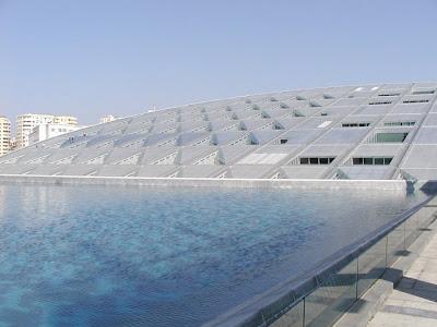 Biblioteca de Alejandría (Egipto)