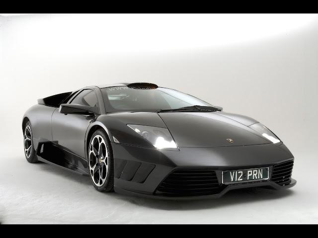 Imágenes Lamborghini Murciélago Prindiville