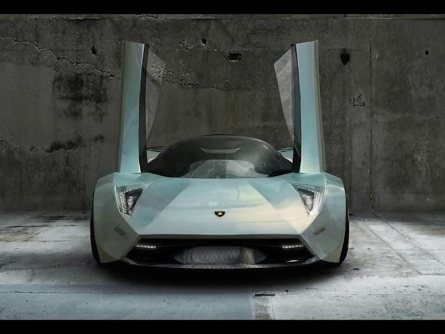 Fotos Lamborghini Insecta Concept 2009