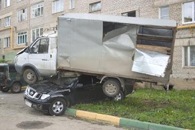 Los efectos de un Tornado en Krasnozavodske