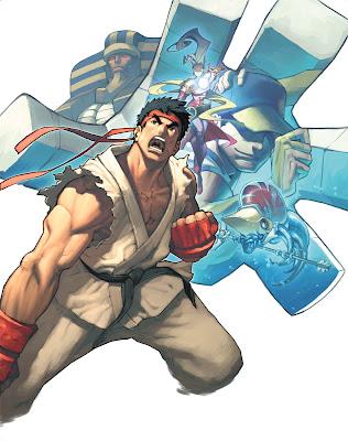 La mejores Ilustraciones de Ryu