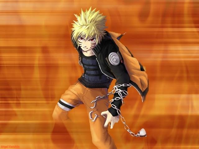 Wallpapers - Fondos de Pantalla - Naruto Uzumaki - 1600 x 1200